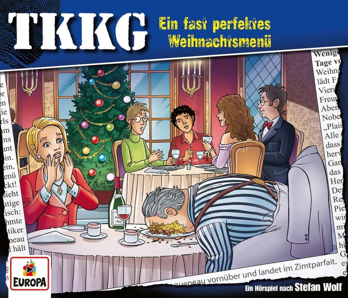 Cover zu TKKG - Sonderfolge - Ein fast perfektes Weihnachtsmenü